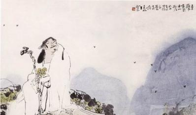 王西京《陶潜诗意》