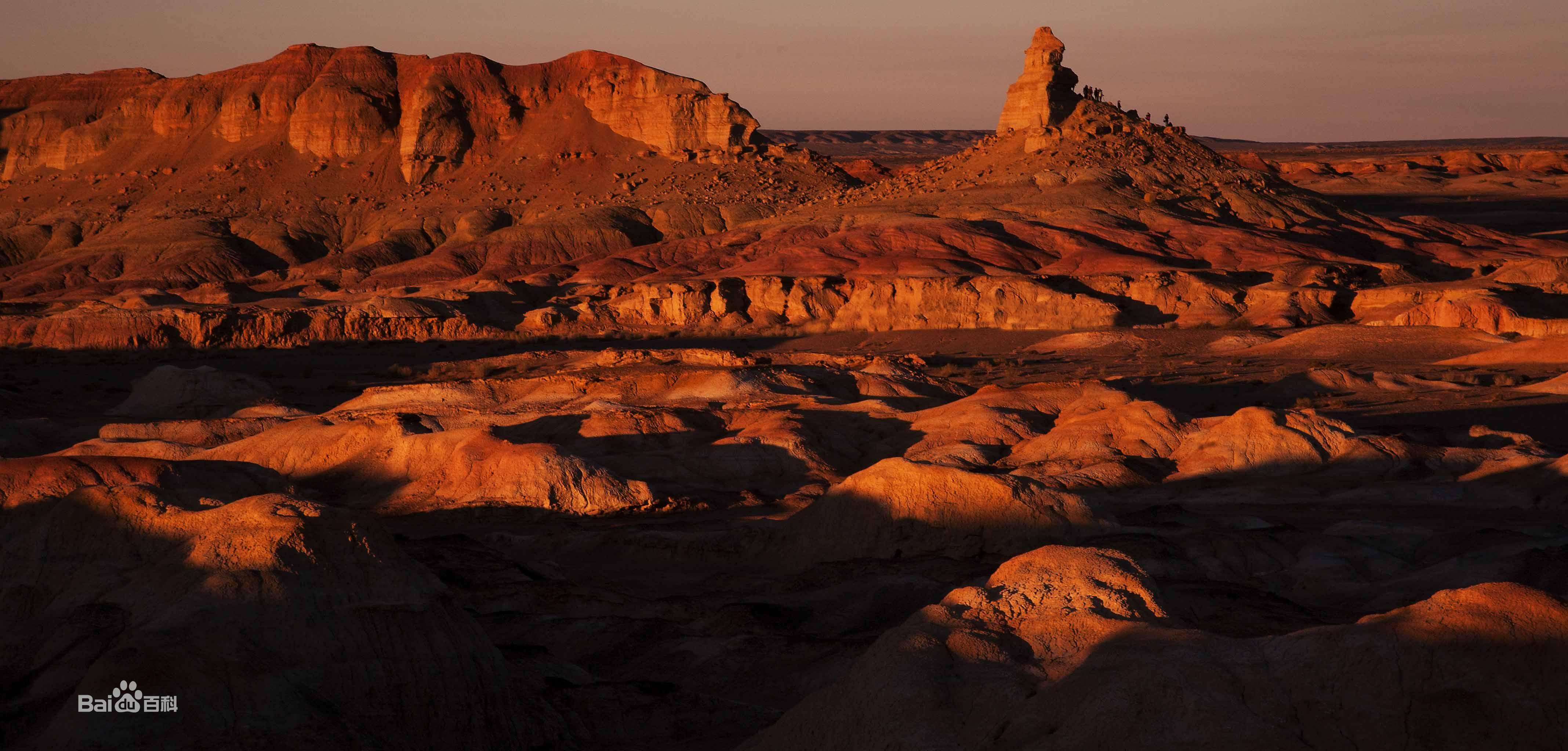 【新疆旅游景点】魔鬼城 - 旅游景点 - 克拉玛依陕西